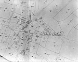 Plan cadastral 1807-1809. Section F3 : le Grand Conleau. AM Vannes 21Fi.