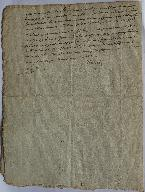 Document d'archives, 1er ventose an II (20 février 1794), 4e page