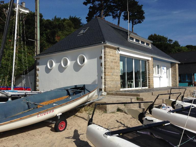 Centre nautique de Port-Mer, 5 rue du Chatry (Cancale) |