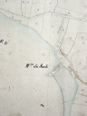 Moulin du Sac'h. Plan cadastral 1845, section E.
