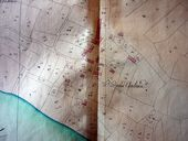 Plan cadastral 1807-1809. Section F3 : le Grand Conleau. AD Morbihan 3P.