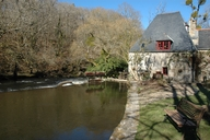Moulin à eau (Coat Léven)