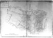 Plan cadastral 1807, section I3. AM Vannes 21Fi.