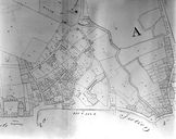 Plan cadastral de 1809, section I1. AM Vannes 21Fi.