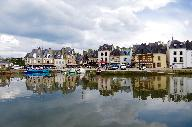 Port de Saint-Goustan, place Saint-Sauveur, Auray