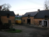 Ferme, la Petite Tertrais (Betton)