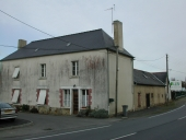 Ferme, actuellement maison, la Hamonais (Betton)